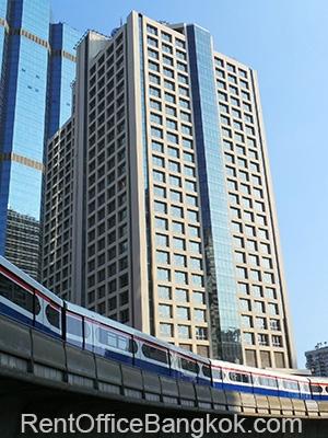 Rajanakarn Building Bangkok office space for rent