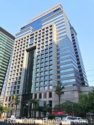 Sathorn City Tower Rent office Bangkok