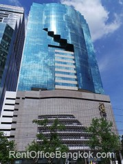 CTI Tower Bangkok office space for rent