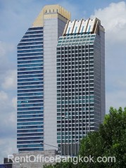 CyberWorld towers Bangkok office space for rent
