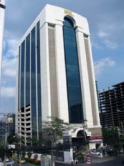 KSL Building Bangkok office space for rent