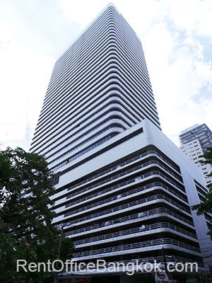 Ocean Tower 2 Bangkok office space for rent