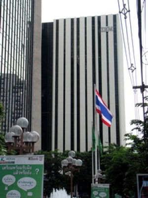 IBM Building office space for rent Bangkok