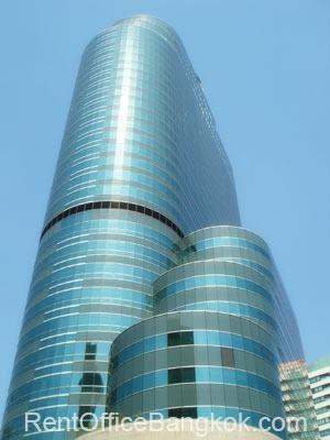 President Tower Bangkok office space for rent