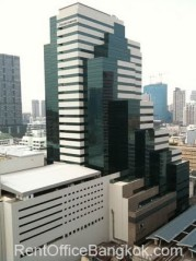 Silom Complex Bangkok office space for rent