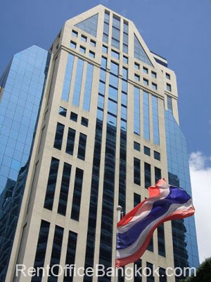 Two Pacific Place Bangkok office space for rent
