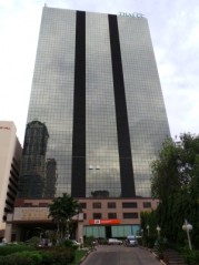 Thai CC Tower Bangkok office space for rent - Rent Office Bangkok
