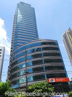Thai Summit Tower Rent Office Bangkok