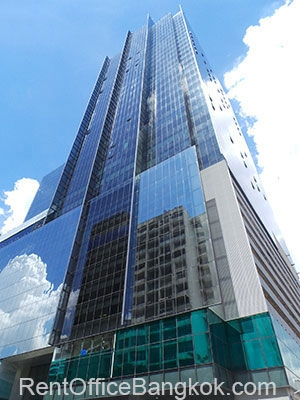 The 9th Towers Grand Rama 9 Rent Office Bangkok