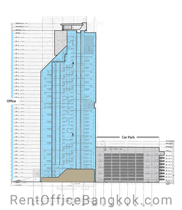 Interlink-tower-Rent-office-Bangkok-building